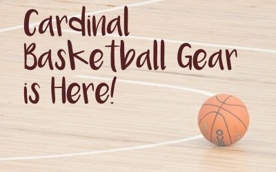 Cardinal Basketball Gear!