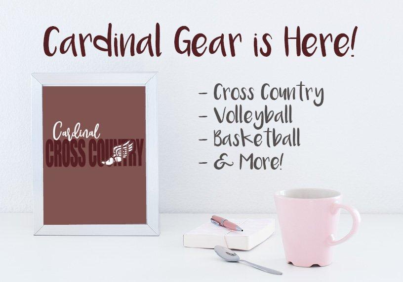 Cardinal Gear!