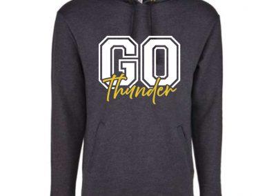 Go Thunder Hooded Sweatshirt